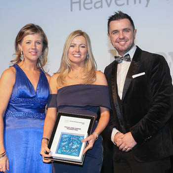 Heavenly Scoop Food & Drink Marketing Award