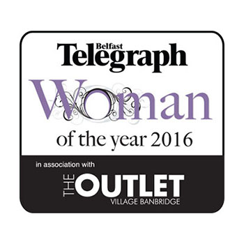 Shauna wins Belfast Telegraph Business Woman of the Year 2016