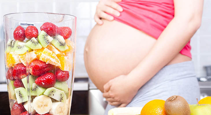 Healthy Eating while Pregnant - Heavenly Tasty Organics