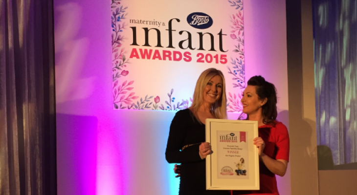 Coconut Squishies scoop Best Organic Product at Maternity & Infant Awards - Heavenly Tasty Organics