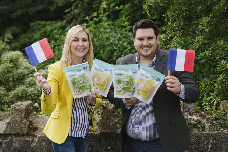 BONJOUR! ¡Heavenly ha llegado oficialmente a Francia! - Heavenly Tasty Organics