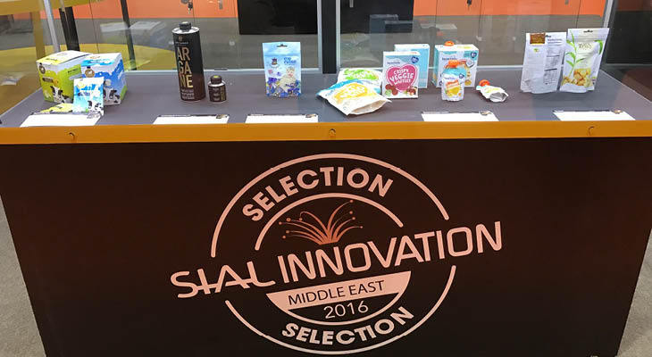 Finalist at Sial Middle East Innovation Awards! - Heavenly Tasty Organics